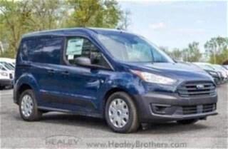 2019 Ford Transit Connect XL Cargo Van Rear Symmetrical Doors