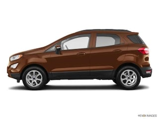 2020 Ford EcoSport SE Crossover for sale in Dallas