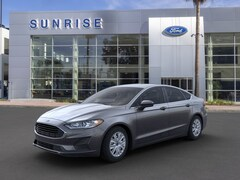 2020 Ford Fusion S FWD sedan