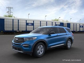 New 2020 Ford Explorer XLT SUV 1FMSK7DH6LGD17655 For sale near Fontana, CA