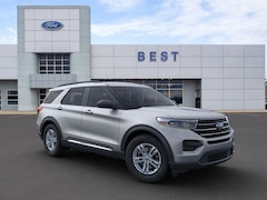 New 2020 Ford Explorer XLT SUV Nashua, NH