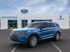 New Ford 2020 Ford Explorer Limited SUV For sale near Philadelphia, PA