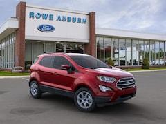 2020 Ford EcoSport SE Crossover