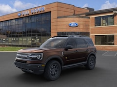 New 2021 Ford Bronco Sport Badlands SUV for sale in Livonia, MI