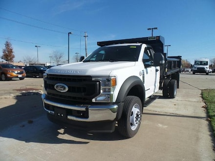 2020 Ford F-450 Chassis XL Commercial