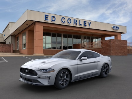 New 2020 Ford Mustang Ecoboost Coupe for sale in Grants, NM