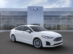 New 2020 Ford Fusion SE Sedan FAL200770 in Getzville, NY