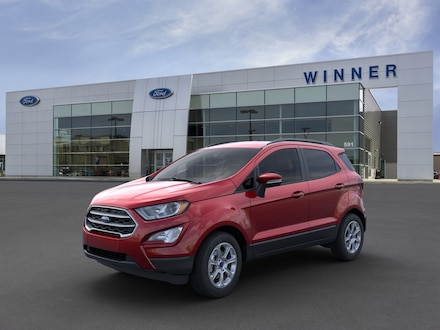 Featured new 2021 Ford EcoSport SE SUV for sale in Dover, DE