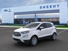 New 2020 Ford EcoSport SE SUV for sale near you in Richmond, VA