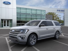New 2020 Ford Expedition Max King Ranch SUV in Auburn, MA