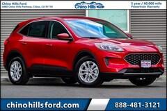 New 2020 Ford Escape SE SUV for sale in Chino, CA
