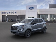 2020 Ford EcoSport S SUV L1555 MAJ6S3FL9LC383257