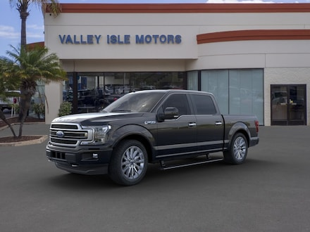 Featured New 2020 Ford F-150 Limited Truck SuperCrew Cab 1FTEW1EG0LFA80370 for Sale in Kahului, HI