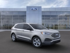 New 2020 Ford Edge SE Crossover 2FMPK4G92LBA66150 in Rochester, New York, at West Herr Ford of Rochester