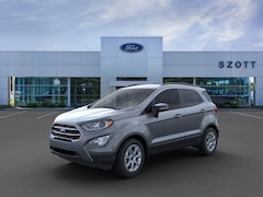 New 2020 Ford EcoSport SE SUV MAJ3S2GE4LC333461 in Holly, MI