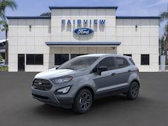 New 2020 Ford EcoSport S Crossover in San Bernardino