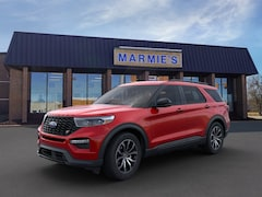 New 2020 Ford Explorer ST SUV in Great Bend near Russell