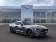 New 2020 Ford Mustang Ecoboost Coupe 1FA6P8THXL5162382 in Rochester, New York, at West Herr Ford of Rochester