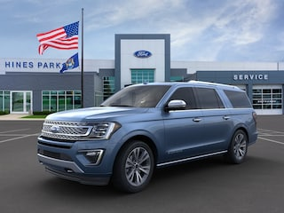 2020 Ford Expedition MAX MAX PLT 4W SUV