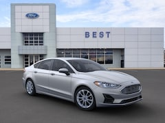 New 2020 Ford Fusion Hybrid SE Sedan Nashua, NH