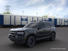 2021 Ford Bronco Sport Outer Banks SUV for sale in Jacksonville at Duval Ford