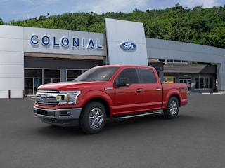 New 2020 Ford F-150 XLT Truck SuperCrew Cab in Danbury, CT