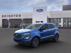 2020 Ford EcoSport S SUV L1534 MAJ3S2FE6LC384851