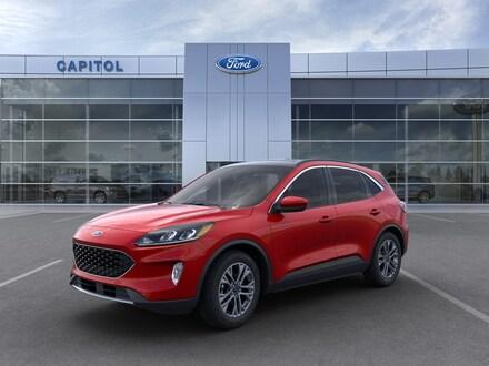 2020 Ford Escape SEL SEL FWD