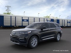 new 2021 Ford Explorer Limited SUV for sale in yonkers