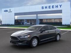 New 2020 Ford Fusion S Sedan for sale near you in Richmond, VA