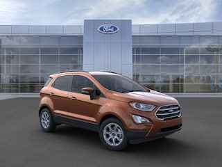 New 2020 Ford EcoSport SE Crossover in Getzville, NY