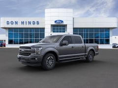 New 2020 Ford F-150 LARIAT in Fishers, IN