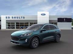 New 2020 Ford Escape SEL SUV in Jamestown, NY