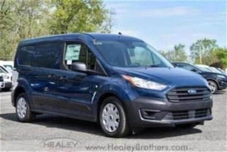 2019 Ford Transit Connect XL Cargo Van Extended Rear Symmetrical Doors