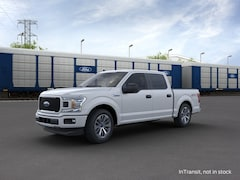 2020 Ford F-150 STX Truck SuperCrew Cab 1FTEW1CPXLKE64635