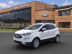 New 2020 Ford EcoSport SE Crossover for sale in Livonia, MI