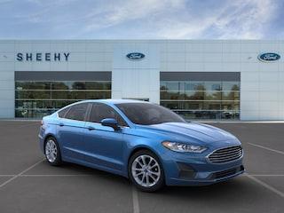 New 2020 Ford Fusion SE Sedan for sale near you in Ashland, VA