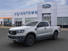 New 2021 Ford Ranger XLT 4x4 XLT  SuperCab 6.1 ft. SB for Sale in Uniontown, PA