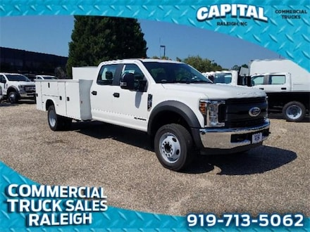 2019 Ford F-550SD 11FT Service Body Truck