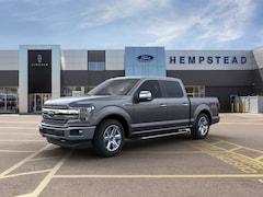New 2020 Ford F-150 Lariat Truck SuperCrew Cab 30211 for sale in Hempstead, NY at Hempstead Ford Lincoln