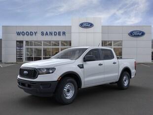 2019 Ford Ranger XL 4x4 XL  SuperCrew 5.1 ft. SB Pickup
