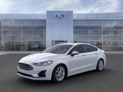 New 2020 Ford Fusion Hybrid SE Sedan in Mahwah