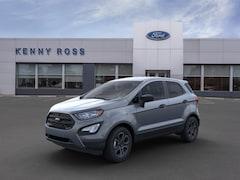 New 2020 Ford EcoSport S SUV in Auburn, MA