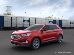 New 2021 Ford Edge Titanium SUV for Sale in Brighton, CO