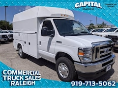 2021 Ford E-350SD Utility KUV Body Cab/Chassis