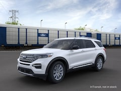 New 2021 Ford Explorer Limited SUV for sale in San Bernardino