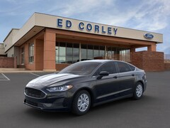 New 2020 Ford Fusion S Sedan 3FA6P0G72LR264341 Gallup, NM