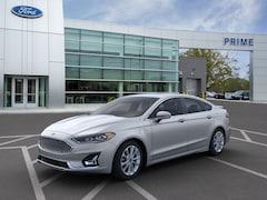 New 2020 Ford Fusion Energi Titanium Sedan in Auburn, MA