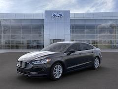 New 2019 Ford Fusion SE Sedan in Mahwah