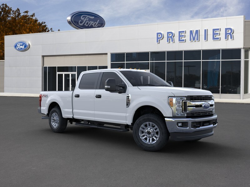Featured New 2019 Ford Superduty F-250 XLT Truck Crew Cab for Sale in Brooklyn, NY